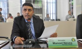 Vereador faz indicação para que Prefeitura construa posto de saúde no Pérola