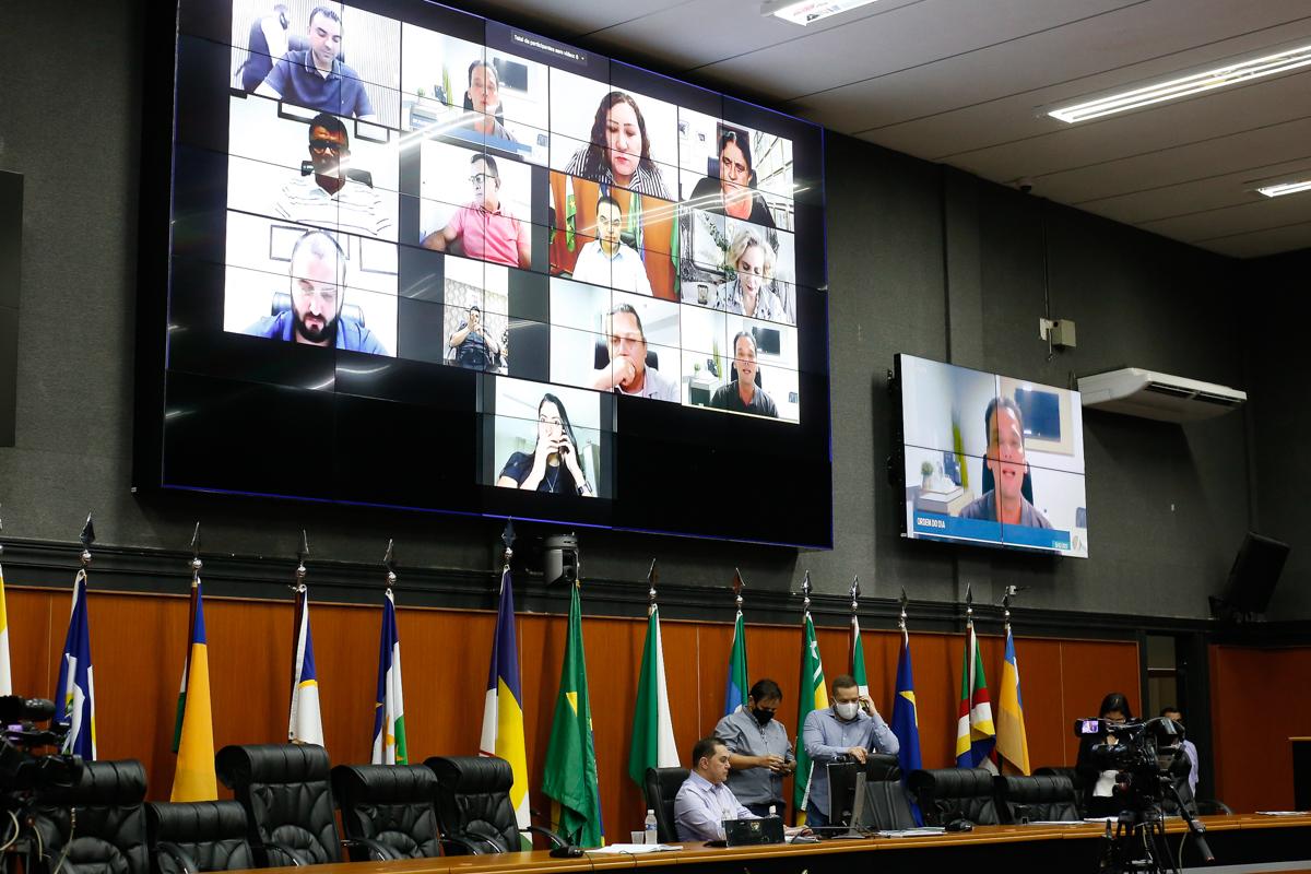 Assembleia aprova prorrogação do estado de calamidade pública em Roraima por mais 90 dias