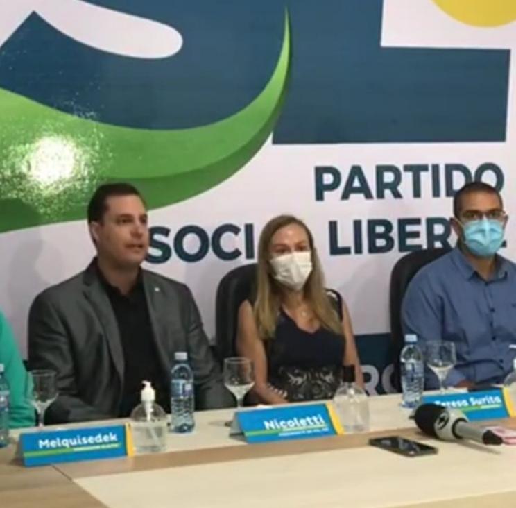 PRESIDÊNCIA DA CÂMARA: Após atacar Teresa e Arthur em campanha, Nicoletti anuncia apoio a candidato da Prefeitura