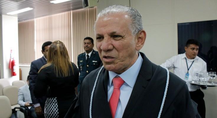 Manoel Dantas é eleito novo presidente do Tribunal de Contas de Roraima