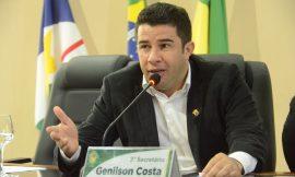 DISPUTA PELA PRESIDÊNCIA: Em carta, vereadores pedem autonomia à Câmara e anunciam apoio a Genilson Costa