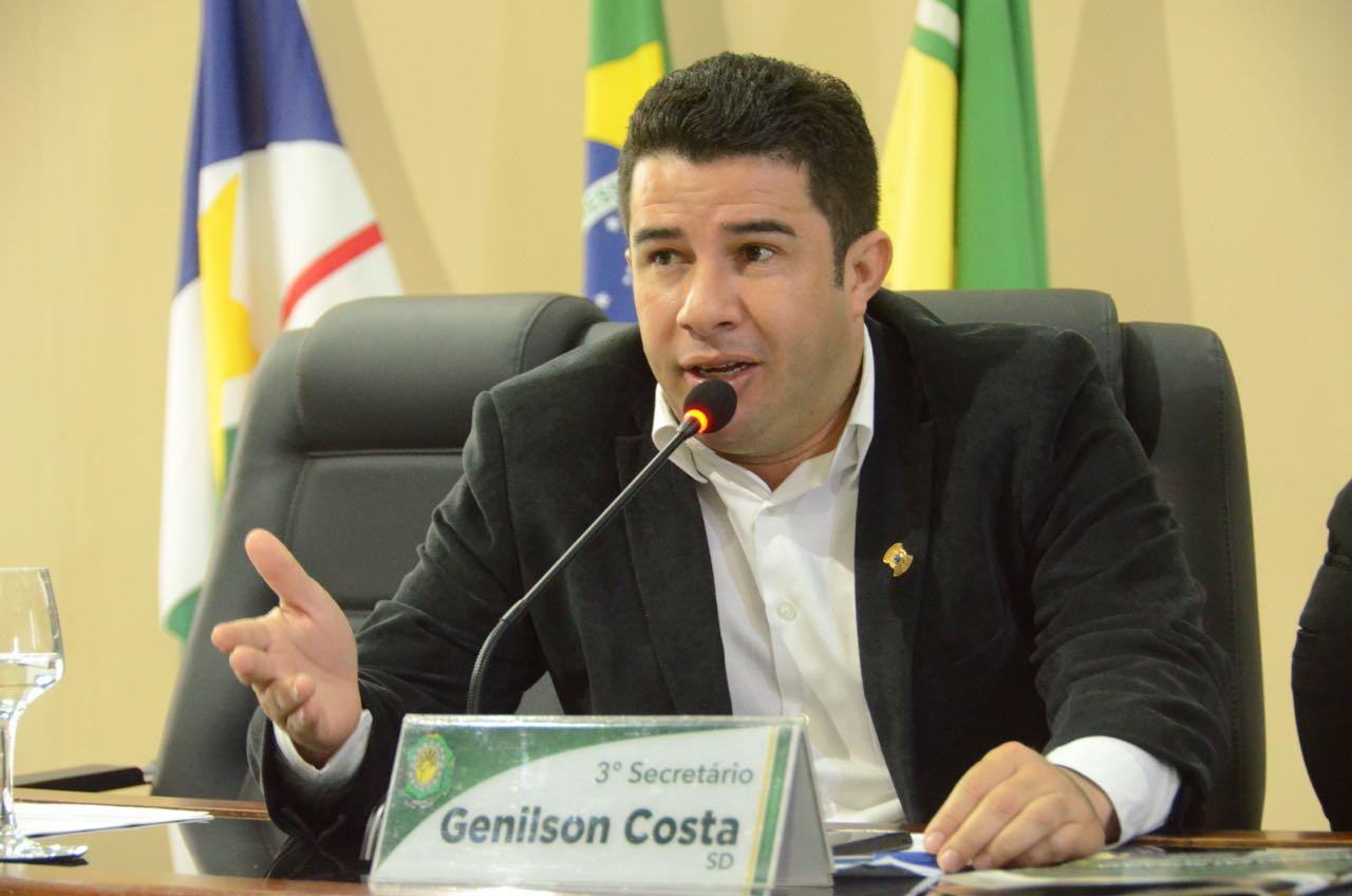 You are currently viewing DISPUTA PELA PRESIDÊNCIA: Em carta, vereadores pedem autonomia à Câmara e anunciam apoio a Genilson Costa