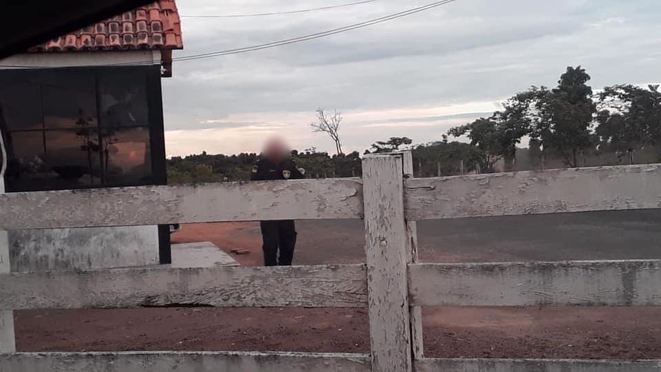 You are currently viewing Mesmo após deixar o cargo, ex-prefeita usa Guarda Municipal para segurança em fazenda