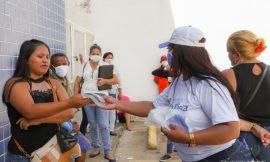 CONTRADITÓRIO: Prefeitura coloca servidores nas ruas para defender isolamento