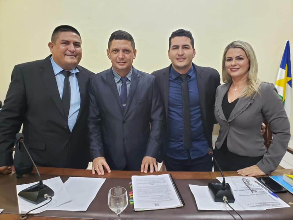 You are currently viewing Vereador é eleito presidente da Câmara de Caracaraí pela terceira vez em uma semana