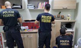 Operação da PF investiga desvio milionário em Iracema