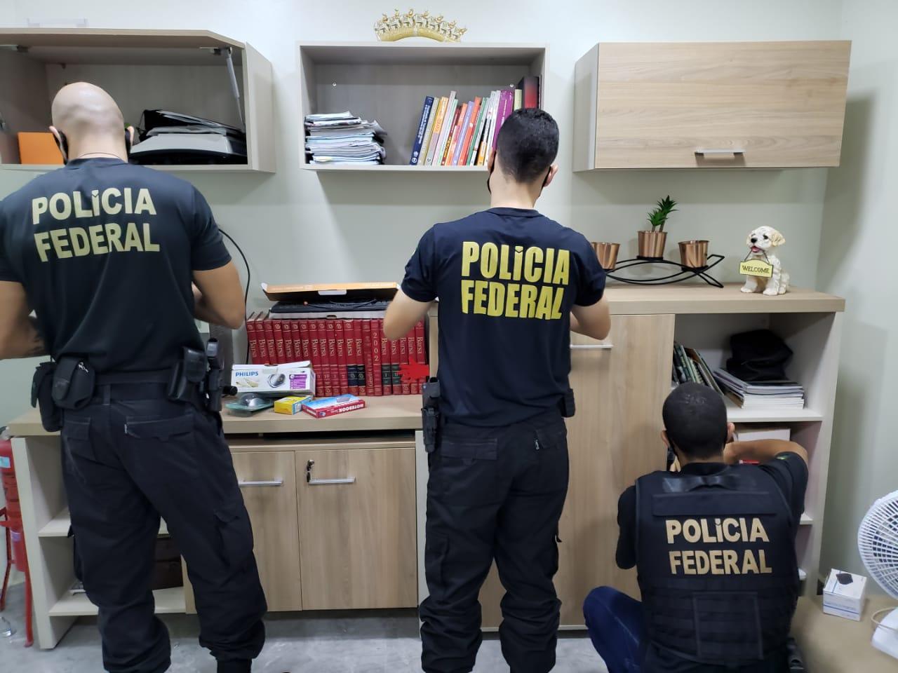 You are currently viewing Operação da PF investiga desvio milionário em Iracema