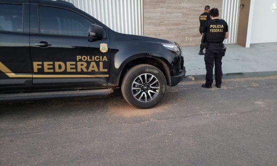 PF deflagra operação que investiga desvios de R$ 10 milhões em Prefeitura