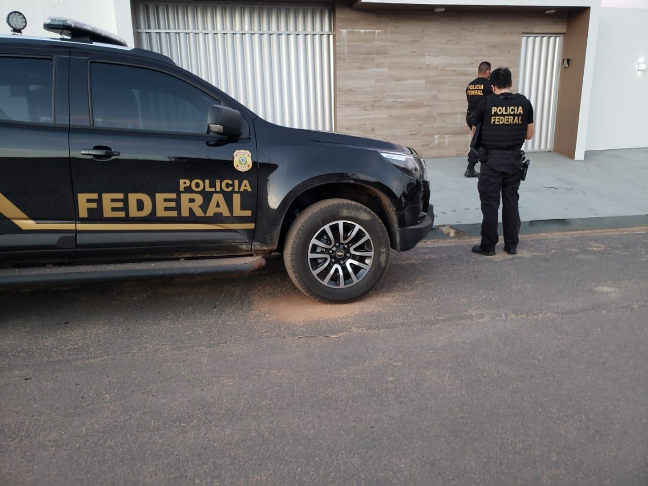 You are currently viewing PF deflagra operação que investiga desvios de R$ 10 milhões em Prefeitura