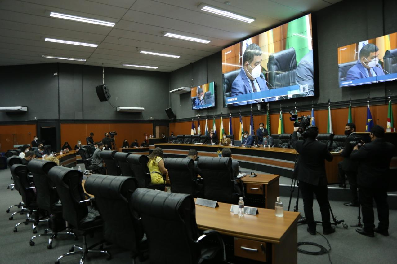 You are currently viewing Assembleia Legislativa fará sessões às quartas-feiras