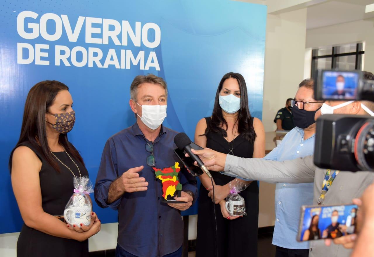 Consulado do Japão em Manaus oficializa entrega de veículo ao governo de Roraima