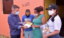 AUXÍLIO EMERGENCIAL  Cesta da Família reduz impacto da pandemia entre os mais pobres