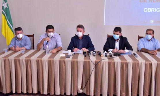 MEDIDAS ECONÔMICAS  Governo lança pacote para combater efeitos da pandemia