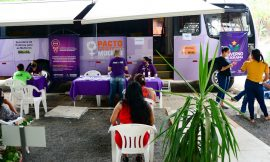 Setrabes promove atendimento itinerante às mulheres