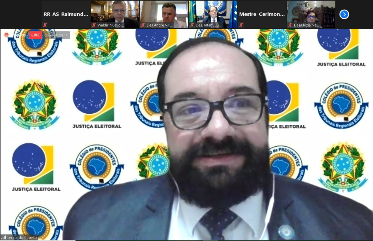 You are currently viewing Desembargador Leonardo Cupello assume presidência do Coptrel