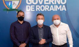 Denarium empossa dois novos secretários de Estado
