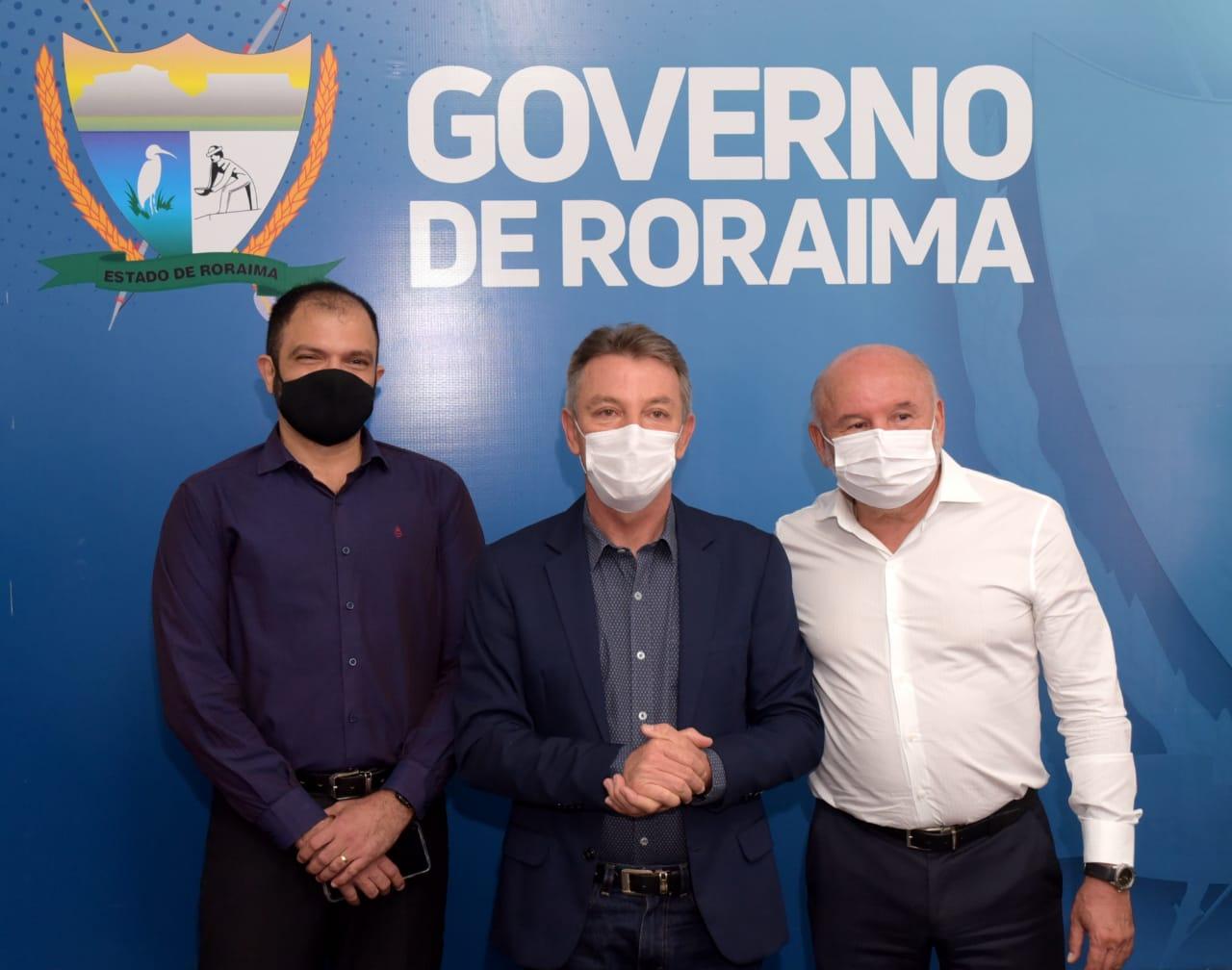 You are currently viewing Denarium empossa dois novos secretários de Estado
