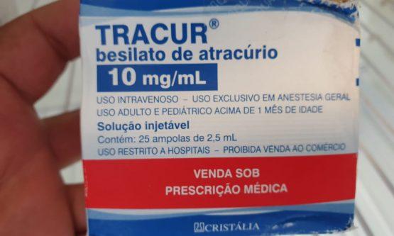 Preso suspeito de vender medicação restrita para pacientes com Covid