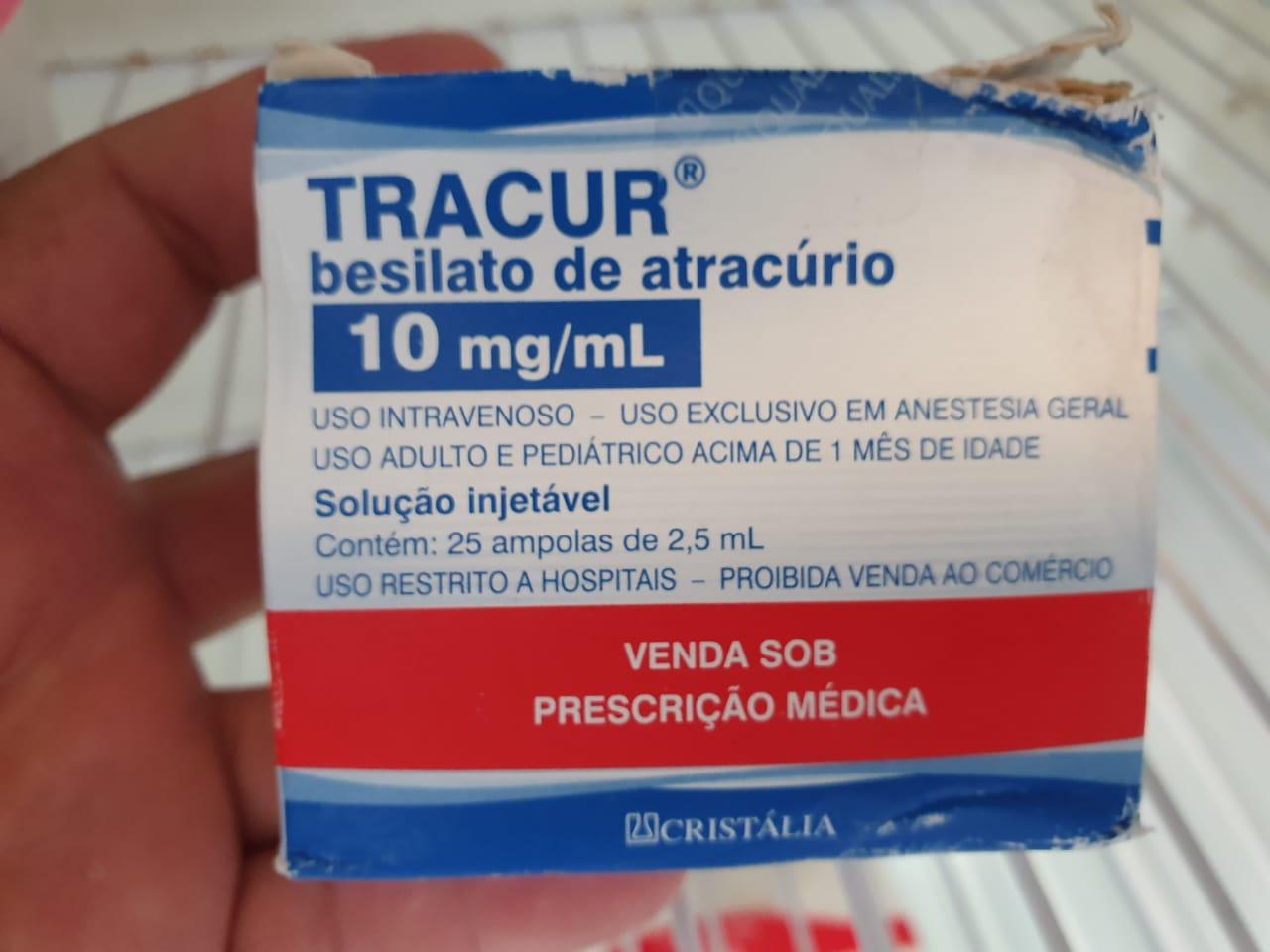 You are currently viewing Preso suspeito de vender medicação restrita para pacientes com Covid
