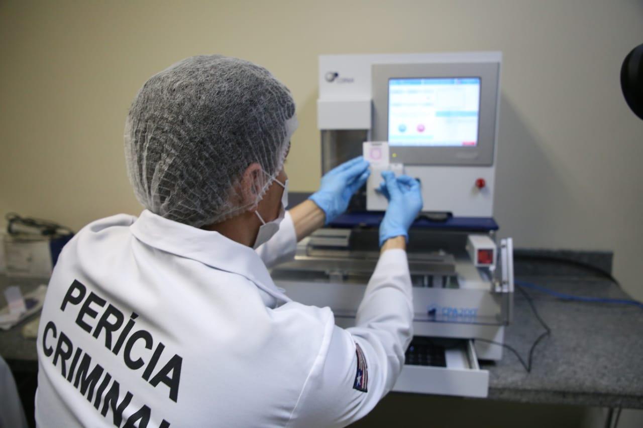 Polícia Civil terá R$ 100 mil para melhoria do Laboratório de Genética Forense