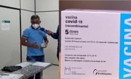 Vereador acusa Prefeitura de BV de deixar estragar vacinas contra a Covid-19