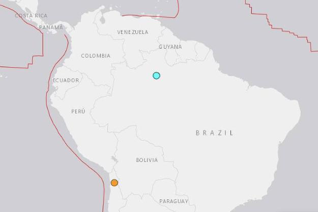 You are currently viewing Terremoto é registrado em Roraima e no Amazonas