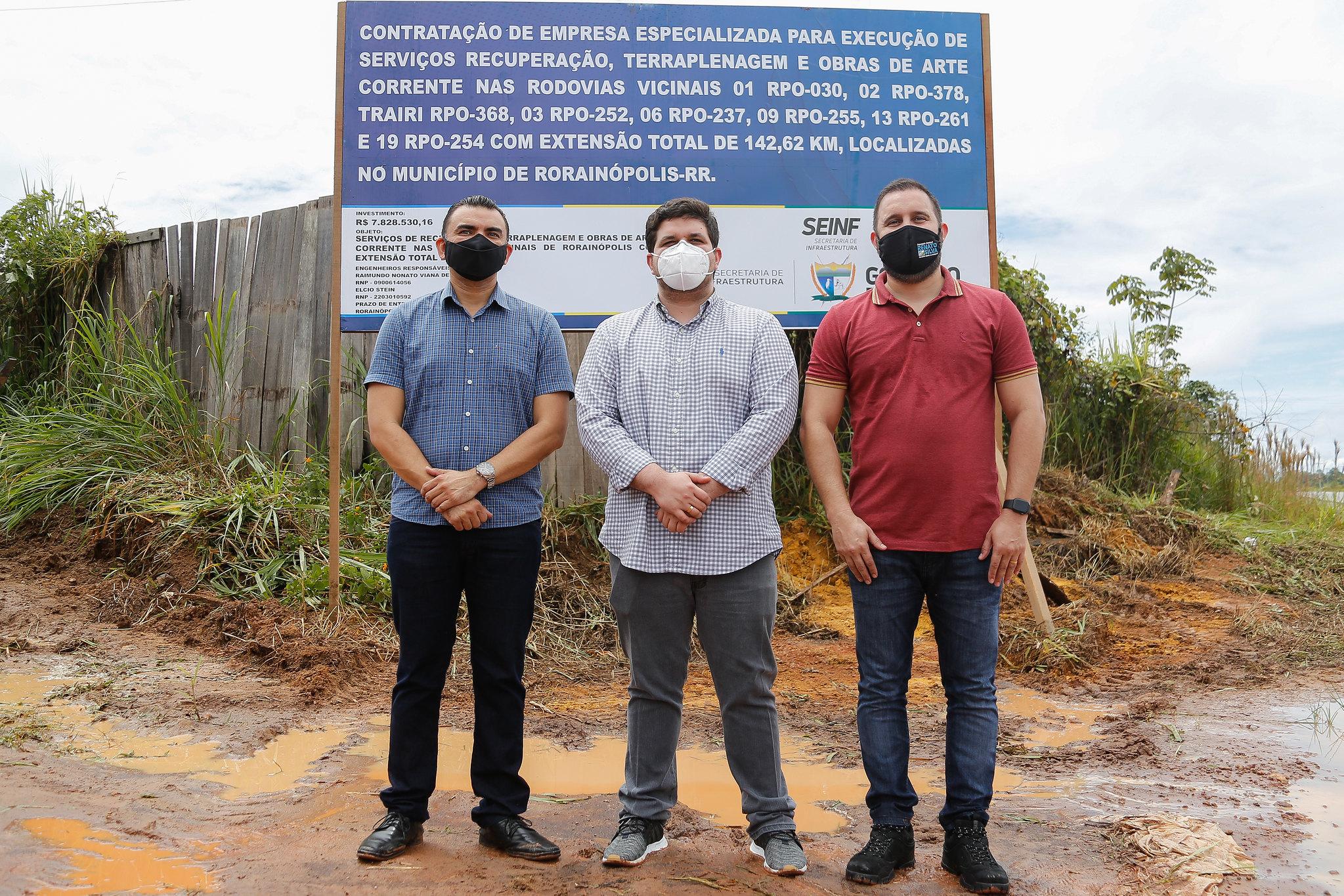 You are currently viewing Deputados estaduais destinam R$ 9 milhões em emendas para estradas em Rorainópolis