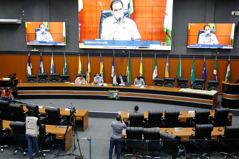 You are currently viewing CPI da Saúde realiza oitivas sobre gases medicinais e limpeza hospitalar