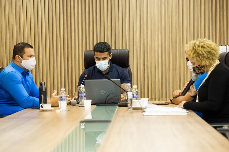 Contas do TCE-RR são aprovadas em comissão na Assembleia Legislativa