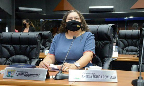 Lenir Rodrigues pede prioridade na vacinação de conselheiros tutelares