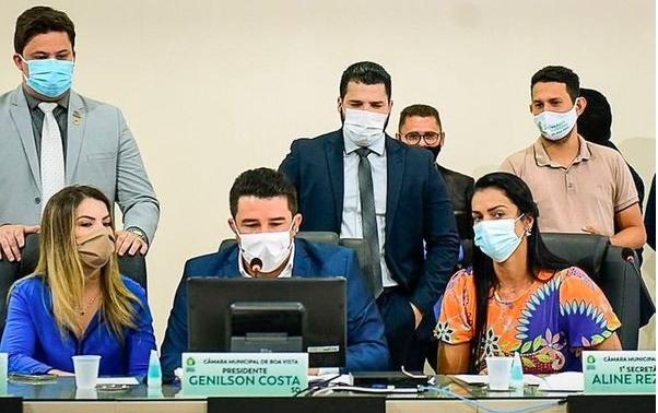 You are currently viewing Vereador investigado pela PF pode presidir comissão mais importante da Câmara de Boa Vista
