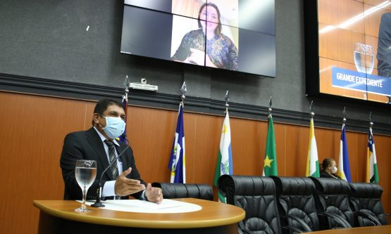 Secretário de Saúde é convidado para prestar informações sobre medidas contra covid-19