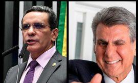 Mecias critica suposta interferência de Jucá na CPI da Covid