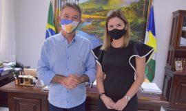 Denarium nomeia Gerlane Baccarin como secretária do Governo em Brasília
