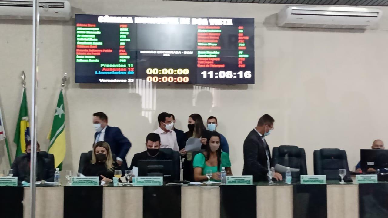 Câmara Municipal aprova instalação da 'CPI do lixo' em Boa Vista