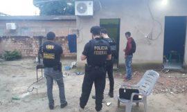 PF cumpre mandados em operação para combater fraudes no auxílio emergencial