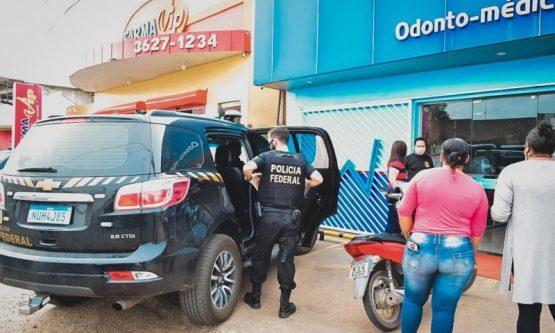 Prefeitura paga quase R$ 5 milhões por fraldas à empresa investigada pela PF