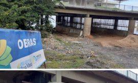 Prefeitura prorroga obra da Orla Taumanan que custou R$ 13,6 milhões