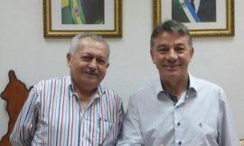 Denarium anuncia Leocádio Vasconcelos como novo secretário de saúde