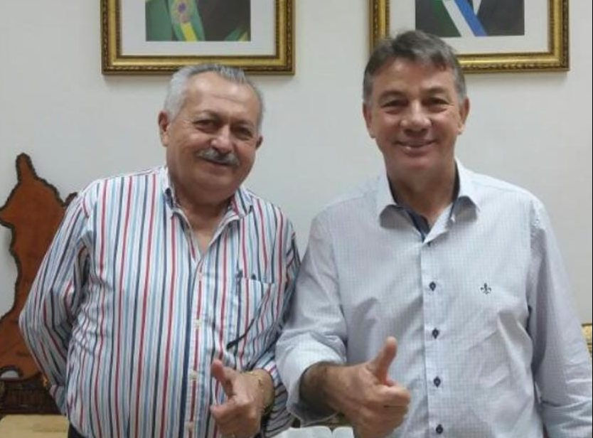 You are currently viewing Denarium anuncia Leocádio Vasconcelos como novo secretário de saúde