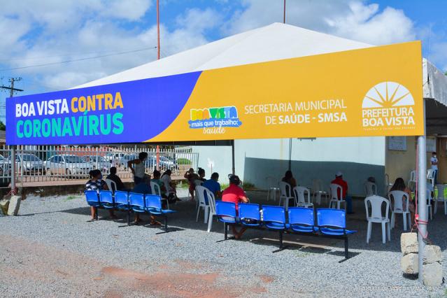 You are currently viewing Boa Vista é a capital com o pior índice de transparência no combate à Covid-19 do país