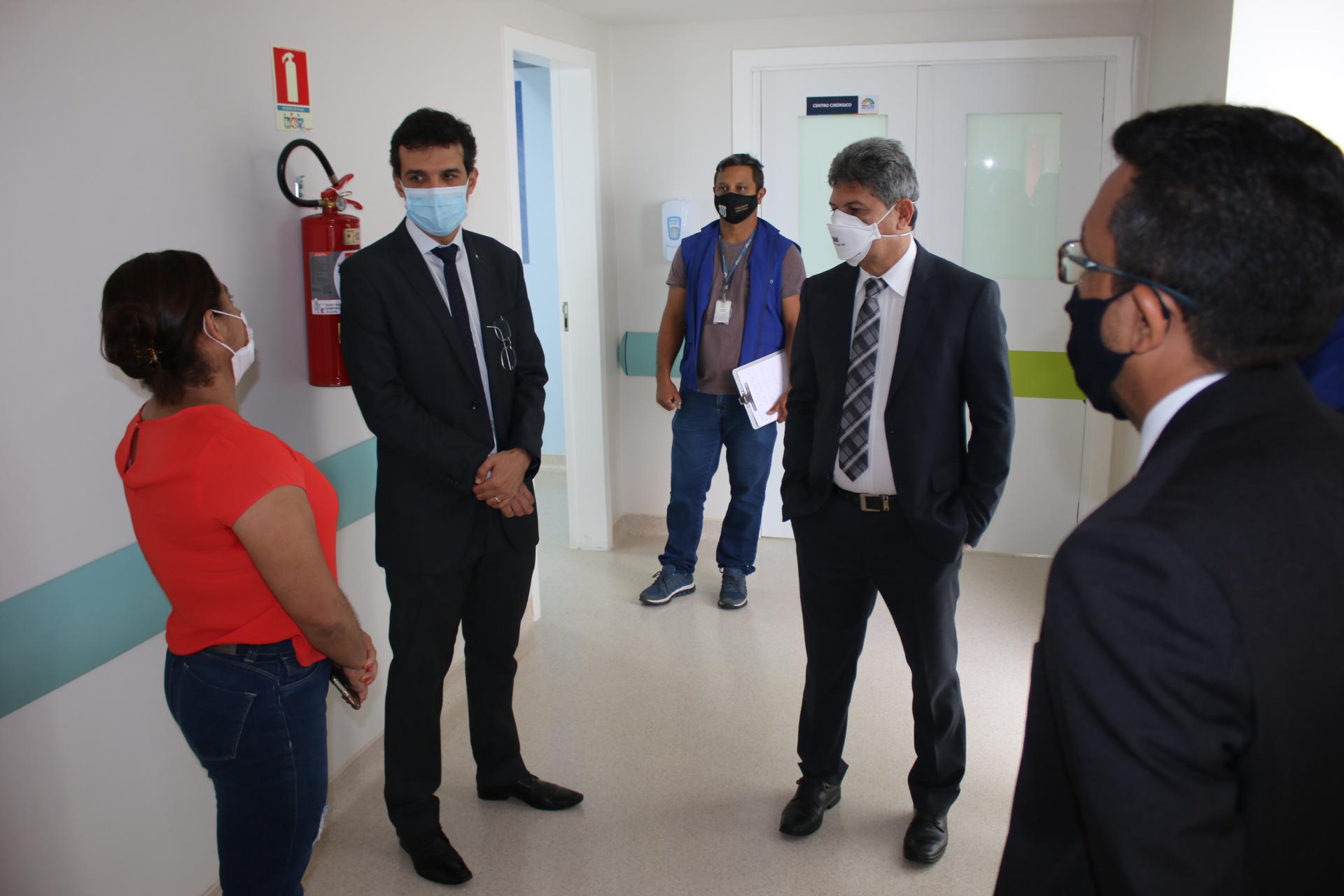 You are currently viewing Hospital da Criança passa por inspeção do MPRR após denúncia de demora no atendimento e falta de médicos