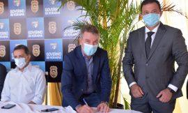 Governador anuncia concurso público e restruturação da Polícia Civil