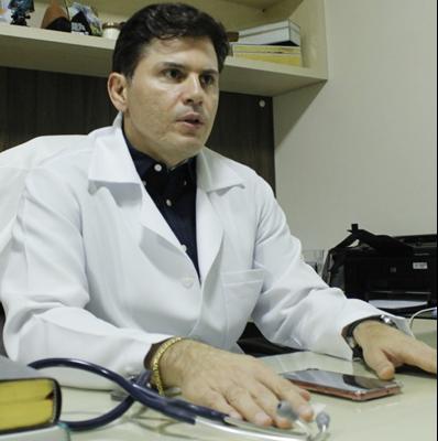 You are currently viewing Após saída de Airton Cascavel, médico Alexandre Salomão assume Sesau interinamente