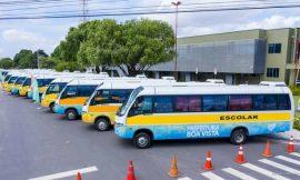 Mesmo sem aulas presenciais, Prefeitura gastará quase R$ 10 milhões com aluguel de transporte escolar