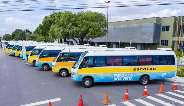 You are currently viewing Mesmo sem aulas presenciais, Prefeitura gastará quase R$ 10 milhões com aluguel de transporte escolar