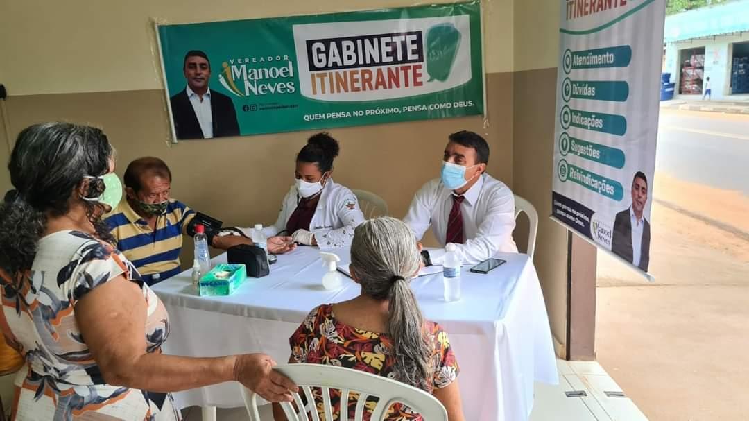 You are currently viewing Vereador passa a atender em gabinete itinerante para dinamizar atendimento de demandas