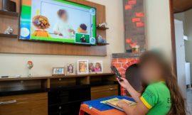 Mesmo com aulas presenciais, Prefeitura gasta quase R$ 1 milhão por transmissão na TV