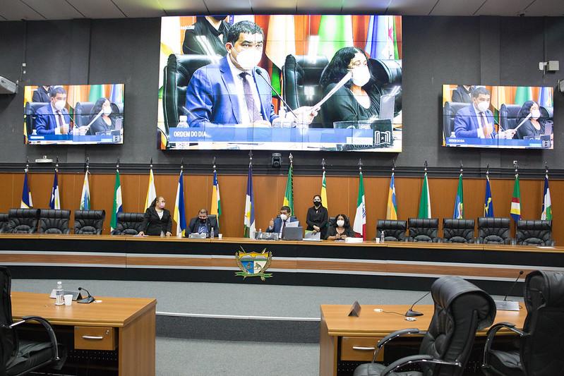 You are currently viewing Assembleia retoma trabalhos legislativos nesta quarta-feira