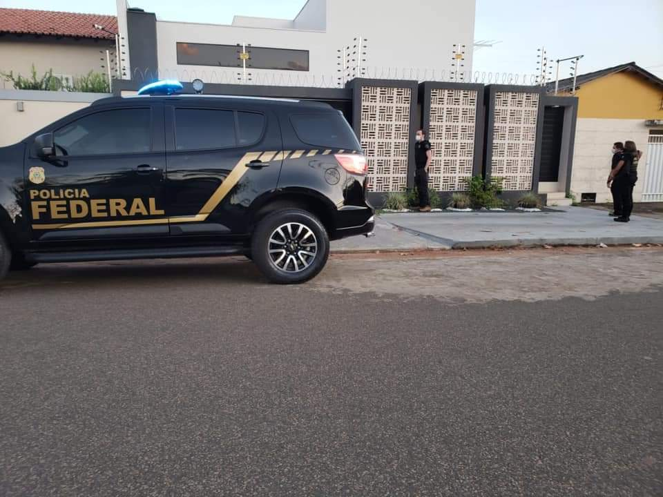 You are currently viewing Ex-deputado federal de RR volta a ser alvo de operação da PF por desvio de R$12 milhões em emendas